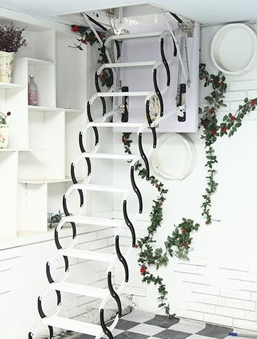隐形伸缩楼梯