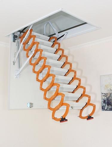 小型伸缩楼梯