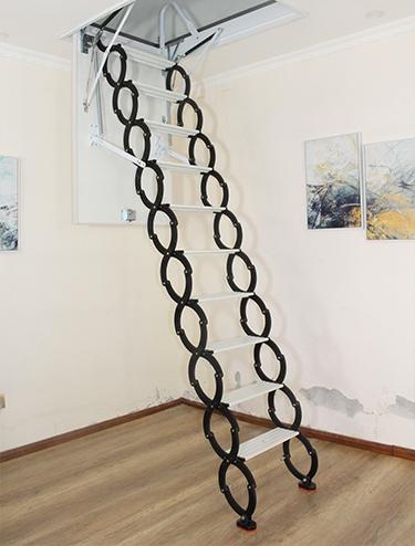 遥控伸缩楼梯