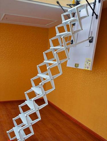 折叠伸缩楼梯