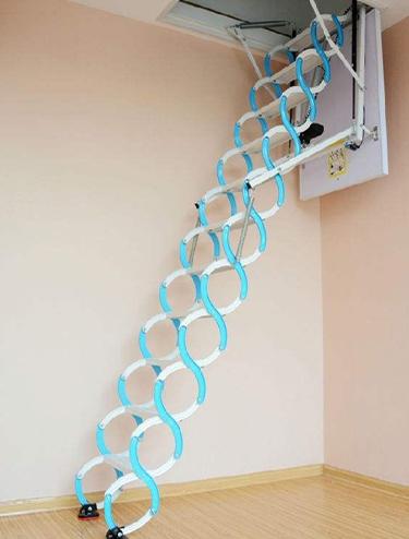 手动型伸缩楼梯