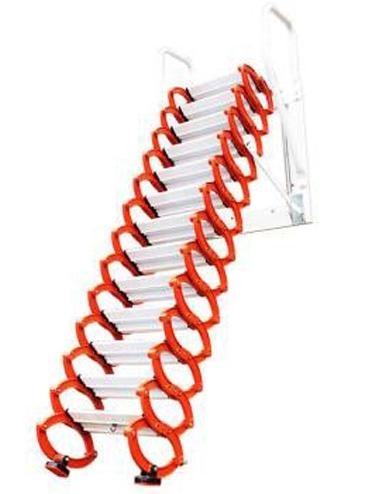 房屋空间小怎么选楼梯?阁楼收缩楼梯厂家有话说