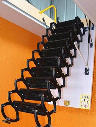 阁楼自动楼梯